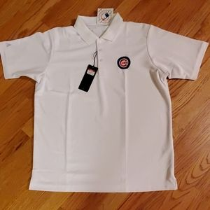 Antigua Cubs Men's L Pique Xtra Lite - NWT